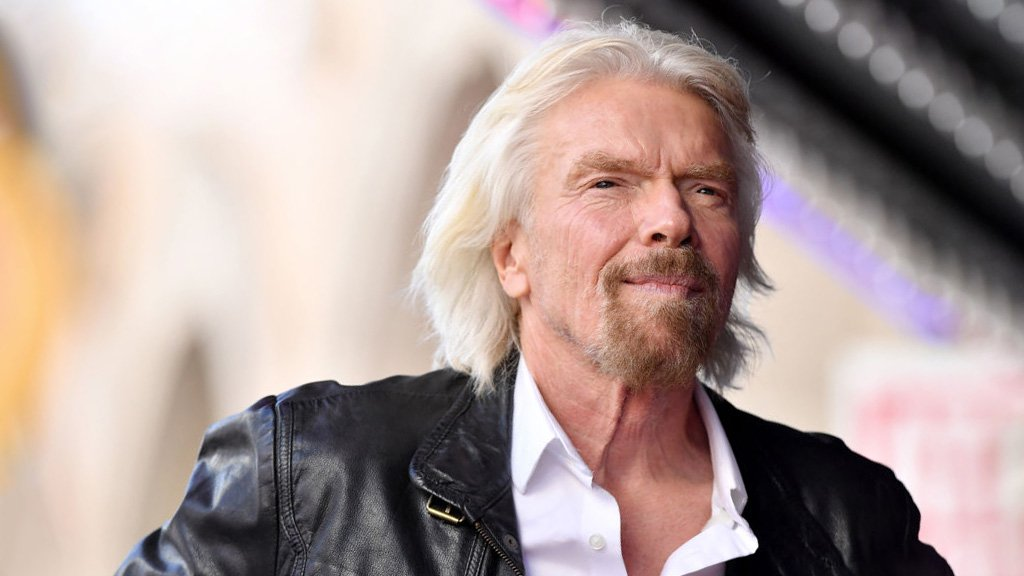 Richard Branson Is Giving Up Control of Virgin Galactic to Save Virgin Atlantic