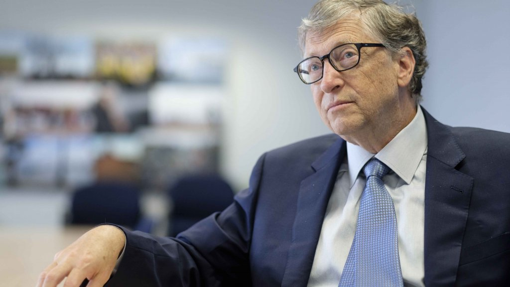 Bill Gates: This Is What Separates Successful Leaders From Plain Old Managers