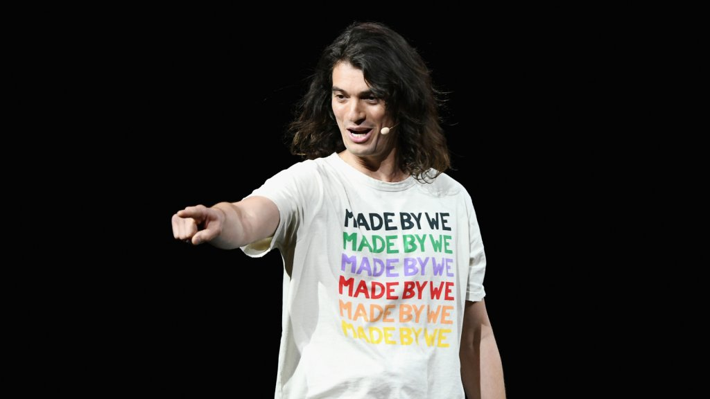 WeWork's CEO Adam Neumann Paid Back the $5.9 Million the Company Paid Him to Use the Word 'We'