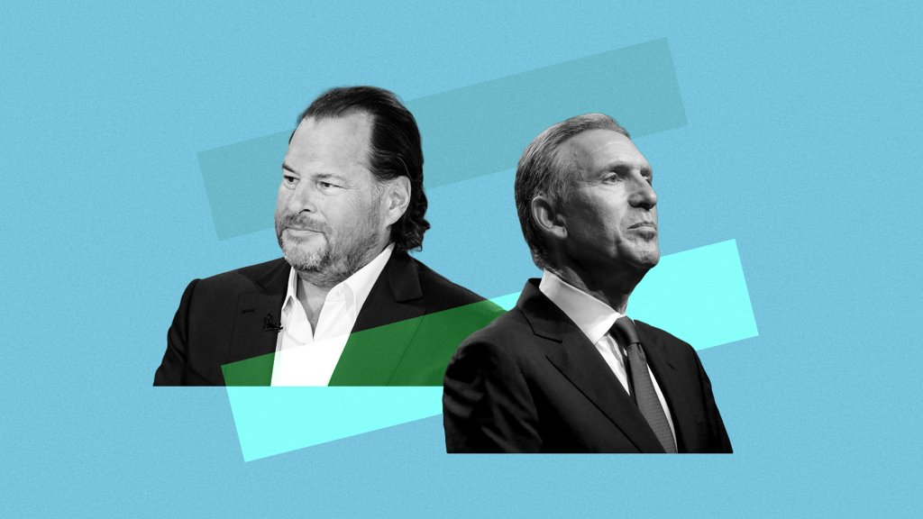 What Howard Schultz, Marc Benioff, and 100 Other Top Execs Think Will Help Save America's Small Businesses
