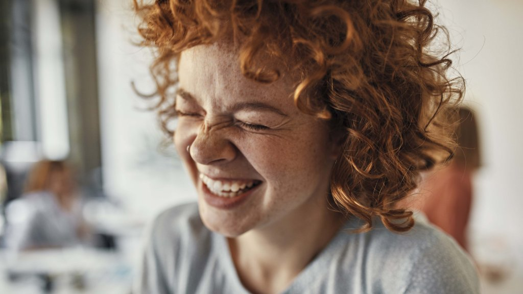 The Easiest, Most Pleasant Way to Increase Your Emotional Intelligence, According to Science: Laugh More