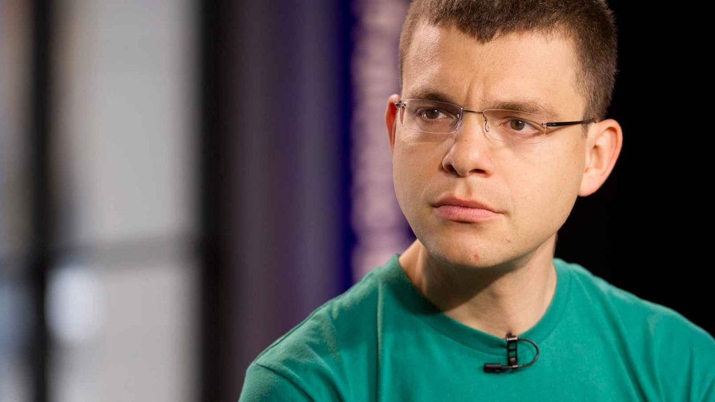 Max Levchin, co-founder of PayPal and co-founder and CEO of Affirm.
