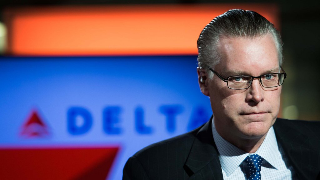 This Extraordinary Note from Delta's CEO Shows Why Its Employees Managed to Avoid the Fate of United and American Airlines