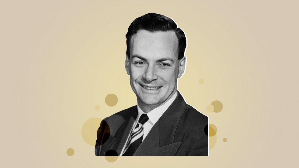 How to Think Like a Genius, According to Nobel Laureate Richard Feynman