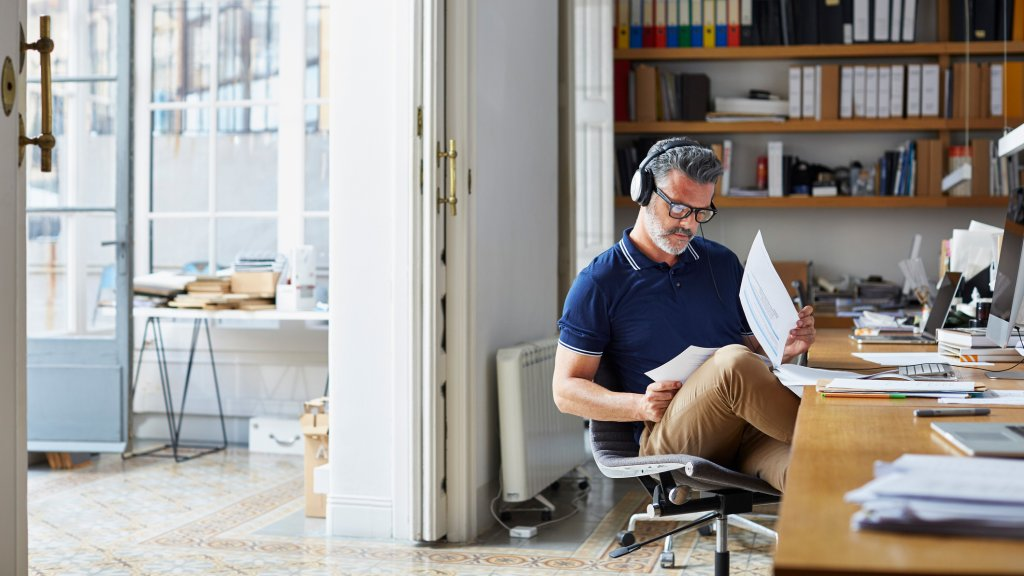 The Most Important Piece of Tech for Working From Home Isn't What You Think