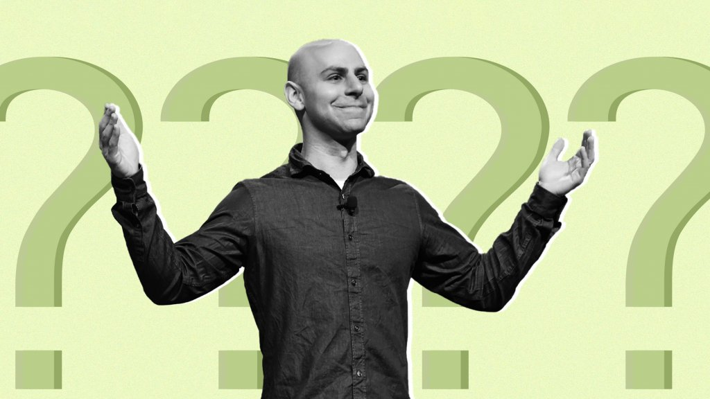 Adam Grant Just Explained How to Answer the Job Interview Question Everyone Hates Most