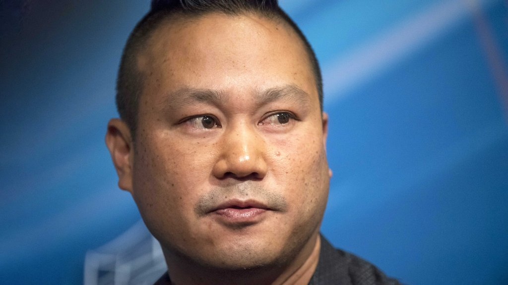 Tony Hsieh Is Leaving Zappos After 20 Years