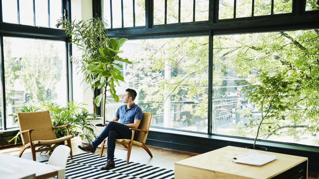 This Office Design Hack Will Kill Stress and Boost Productivity