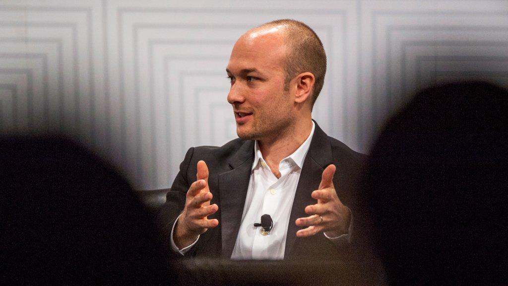 Co-founder and CEO of Lyft Logan Greene.