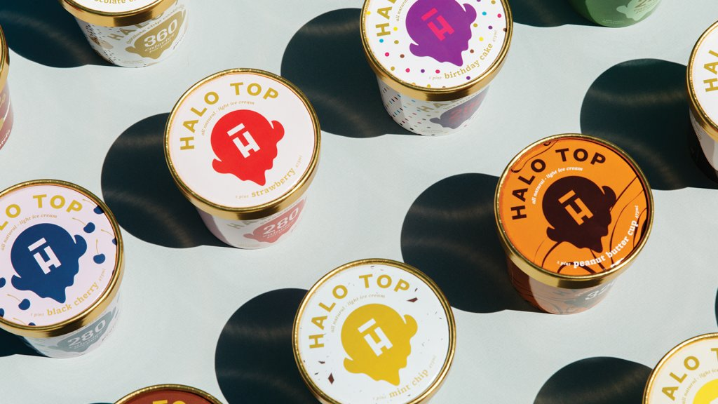How This Upstart Ice Cream Company Began Outselling Ben & Jerry's and Haagen-Dazs