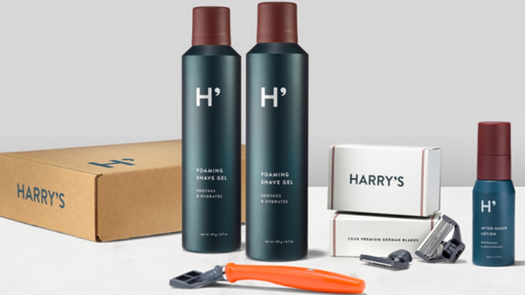 3 Ways Harry's Redesigned Modern Shaving