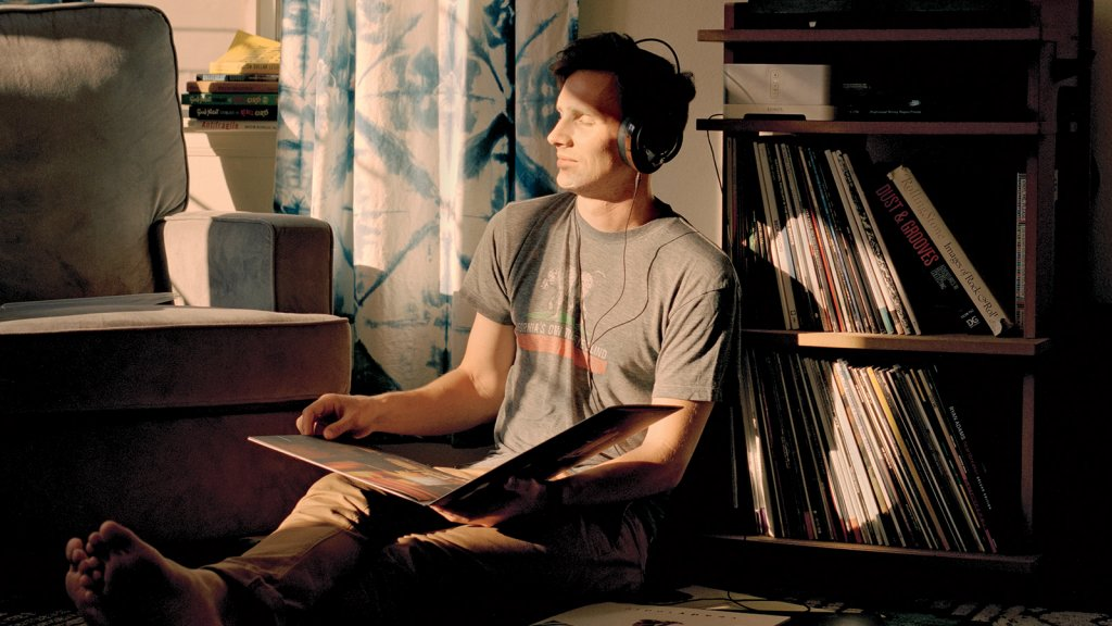 Co-founder Matt Fiedler got into records as a kid with his dad, who has a killer vinyl collection.
