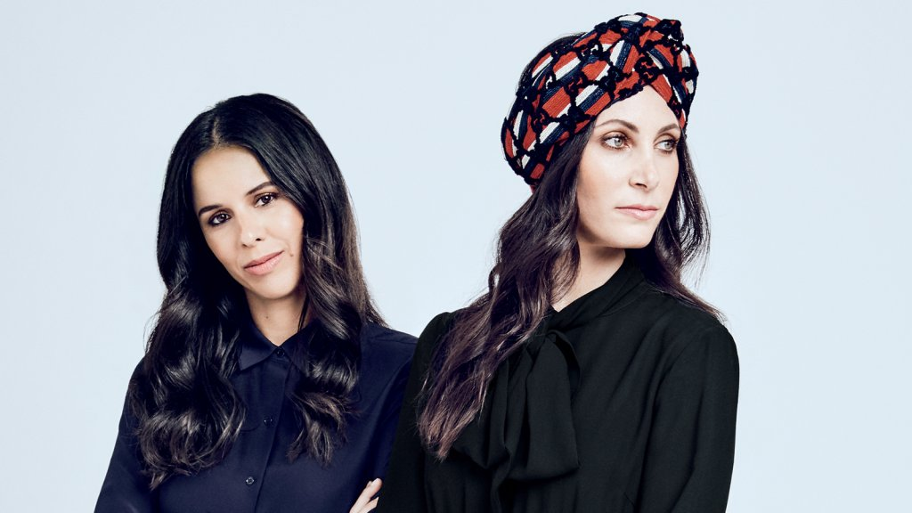 Trina Spear (left) and Heather Hasson exploited a market that hadn't seen much innovation since penicillin. By combining style with utility, they clicked with nurses, doctors, and other health care workers who were looking for something better.