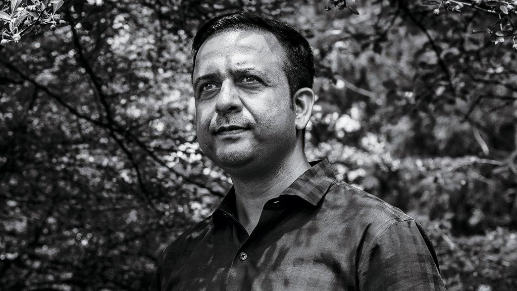 Darpan Munjal, founder of Squadhelp.com.