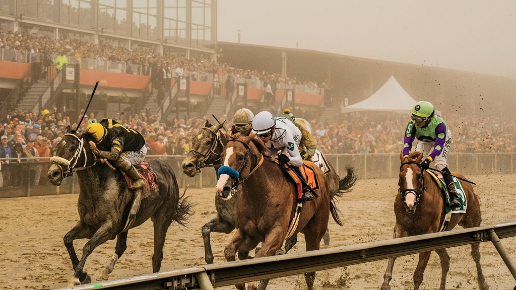 Inside the Family Business Bringing Horse Racing into the Digital Age