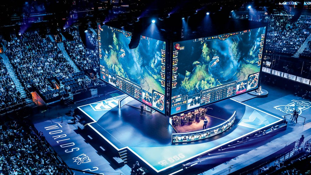 Why Riot Games Is Inc.'s 2016 Company of the Year