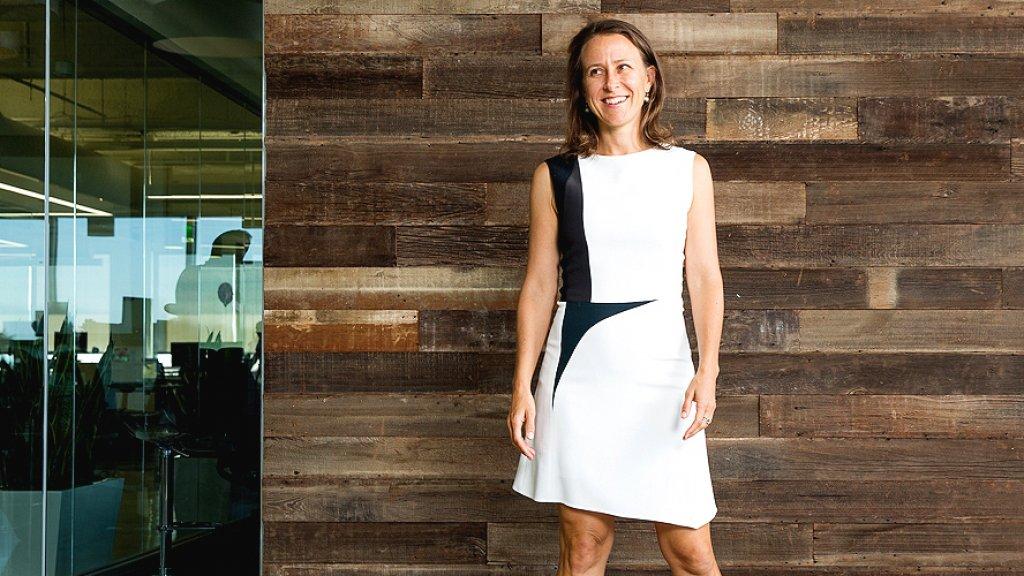 Former Wall Street health care analyst Anne Wojcicki believes 23andMe will transform the inefficient drug-development cycle.