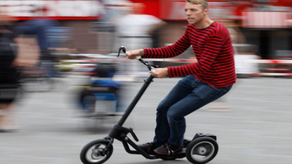 Eliasson on his Me-Mover
