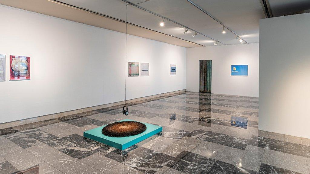 Laura Splan's 'Conformations' exhibit.