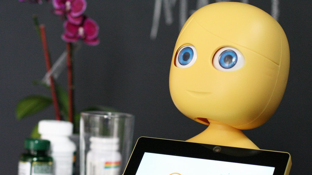 117 Million People Could End Up Using This Adorable Robot (and It'll Save the U.S. $290 Billion a Year)