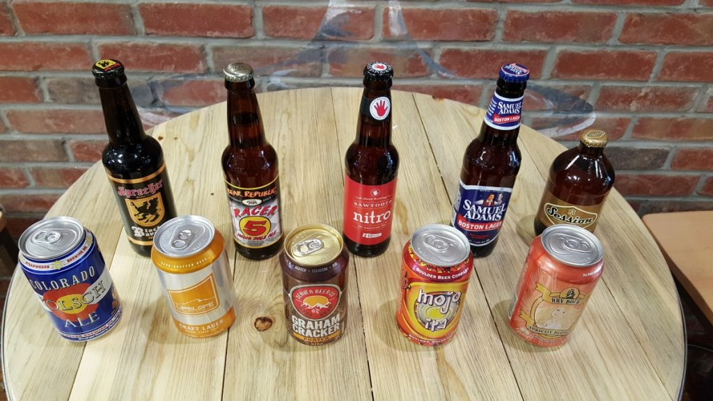 The Brewers Association sent a care package to Peyton Manning to help him try some other post-game beers.