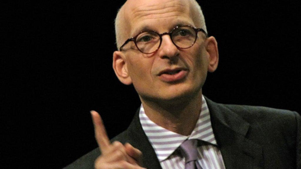 Bestselling author Seth Godin