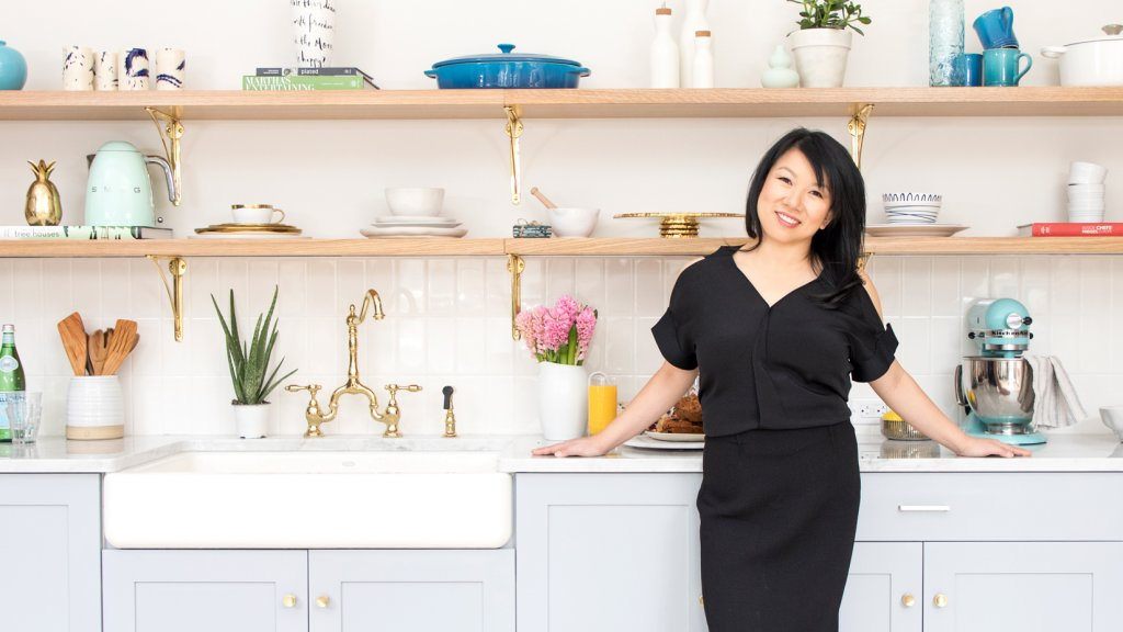 Co-founder and chief executive of Zola Shan-Lyn Ma.