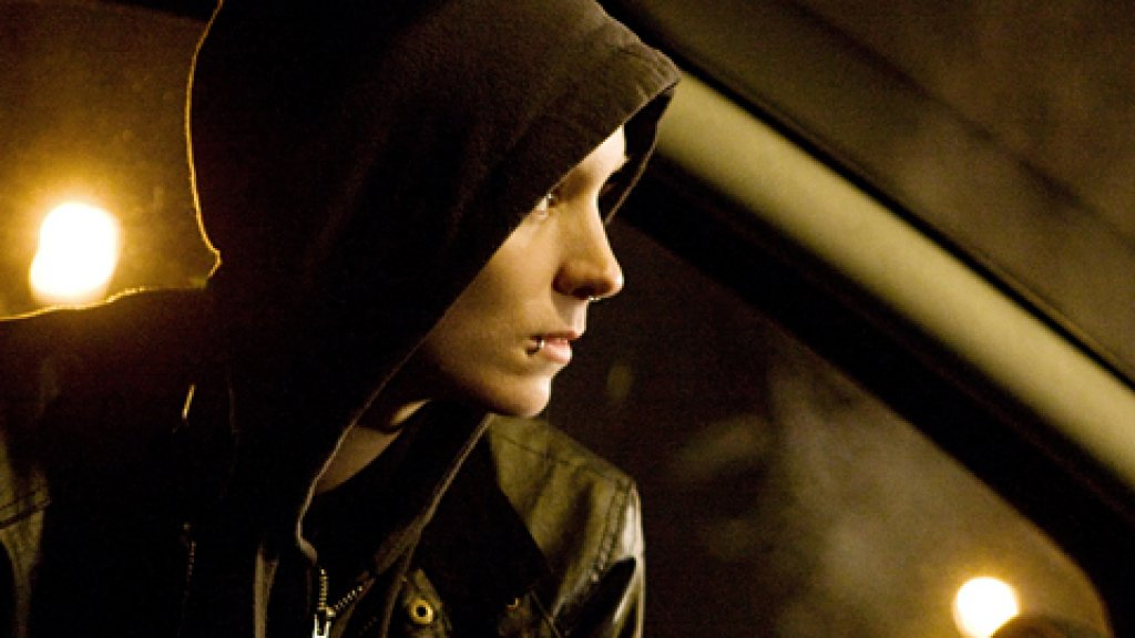 THE GIRL WITH THE DRAGON TATTOO, Rooney Mara