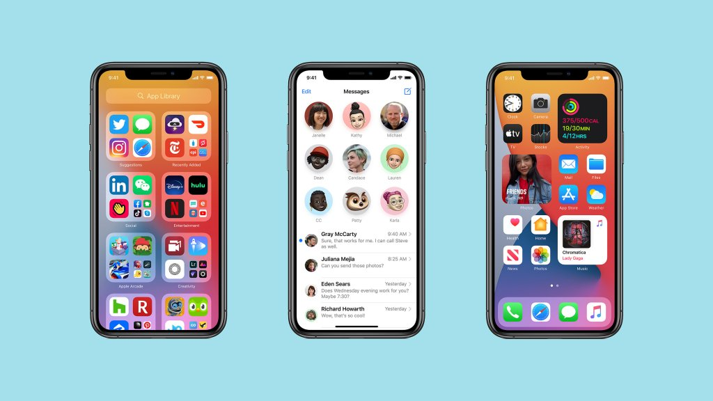 The 5 Best New Productivity Features in iOS 14