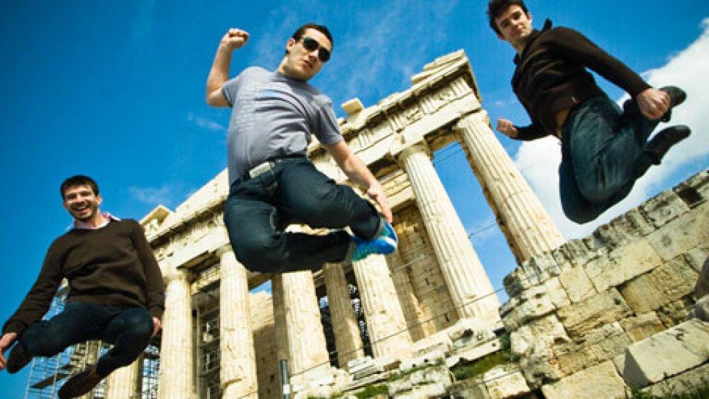 Greek Start-ups? Nope, That's Not an Oxymoron