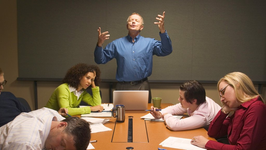 6 Things You Need to Know About Leading a Meeting