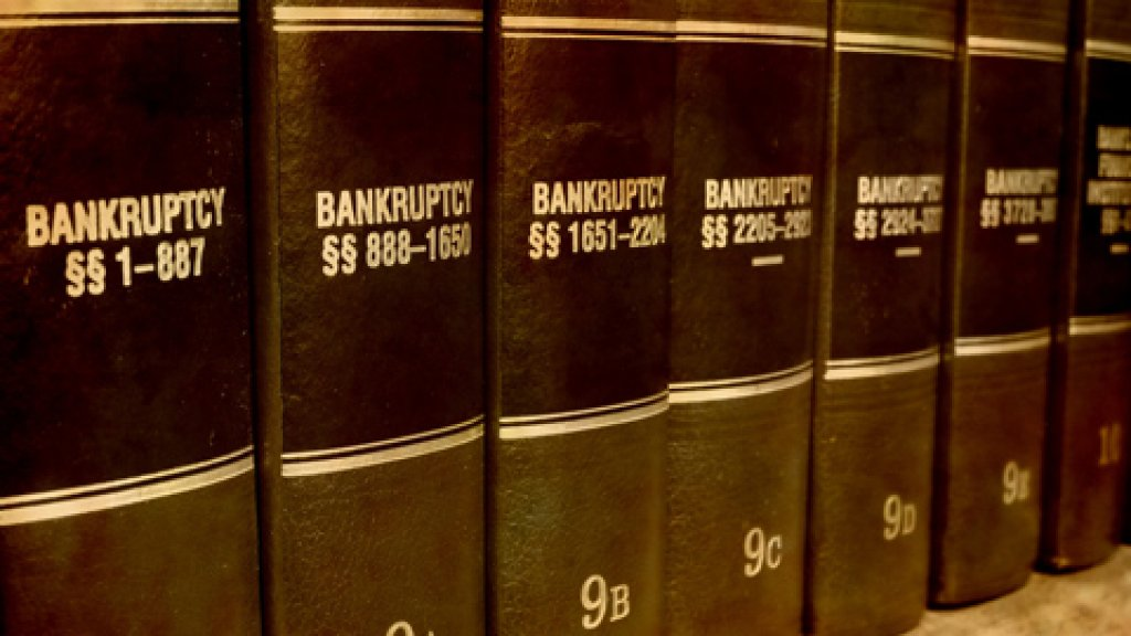Small Business Bankruptcies Continue to Drop