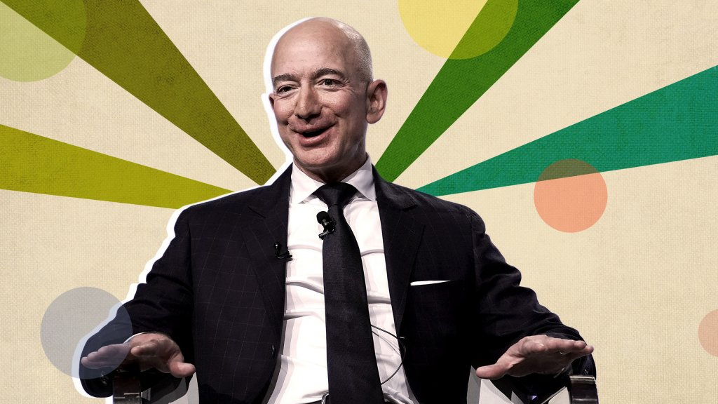 Here's the Simple Trick Jeff Bezos Taught Amazon Workers to Solve Big Problems