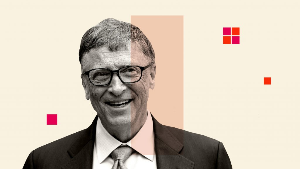 How Do You Solve Big Problems? Here's Some Advice From Bill Gates