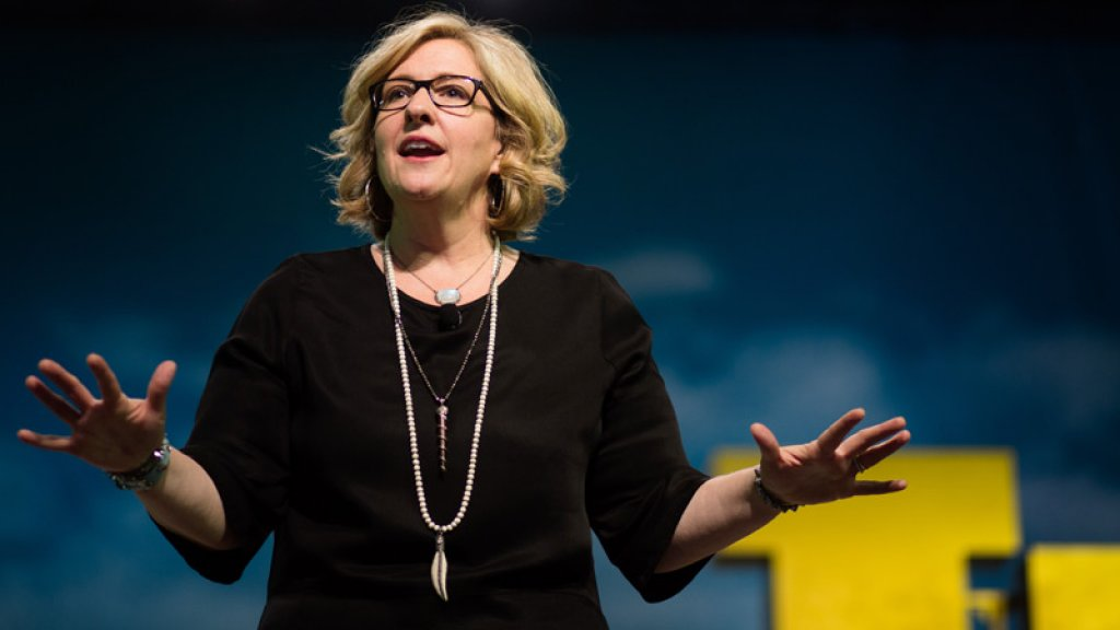 Brené Brown.