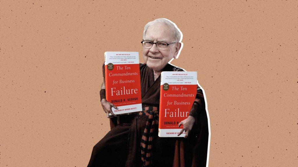 10 Books Warren Buffett Thinks You Should Read