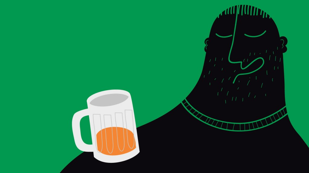 Have a Beer, It's Good for Your Brain
