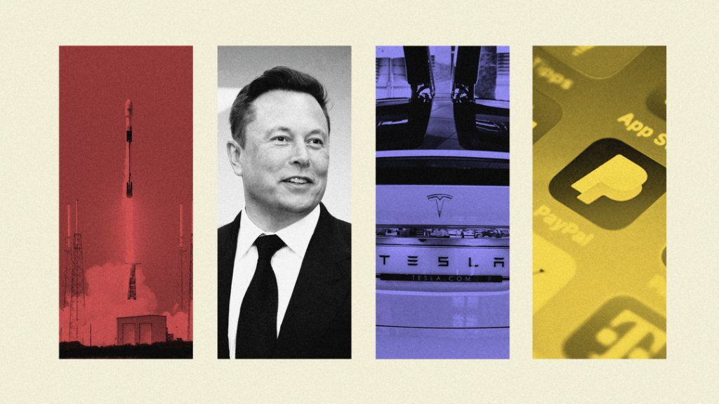 How a Canceled Government Project Inspired Elon Musk to Become an Entrepreneur