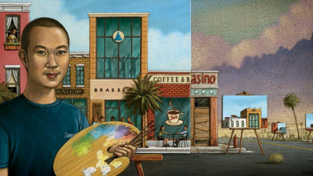 Tony Hsieh's Excellent Las Vegas Adventure