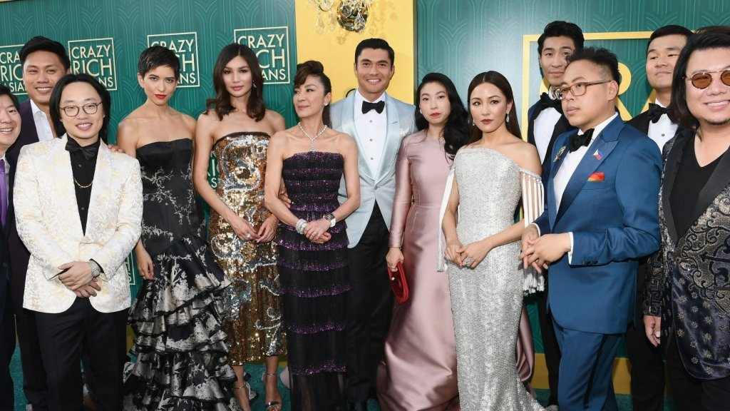 'Crazy Rich Asians' Weekend Box Office Win Solidifies This Major Change in Marketing