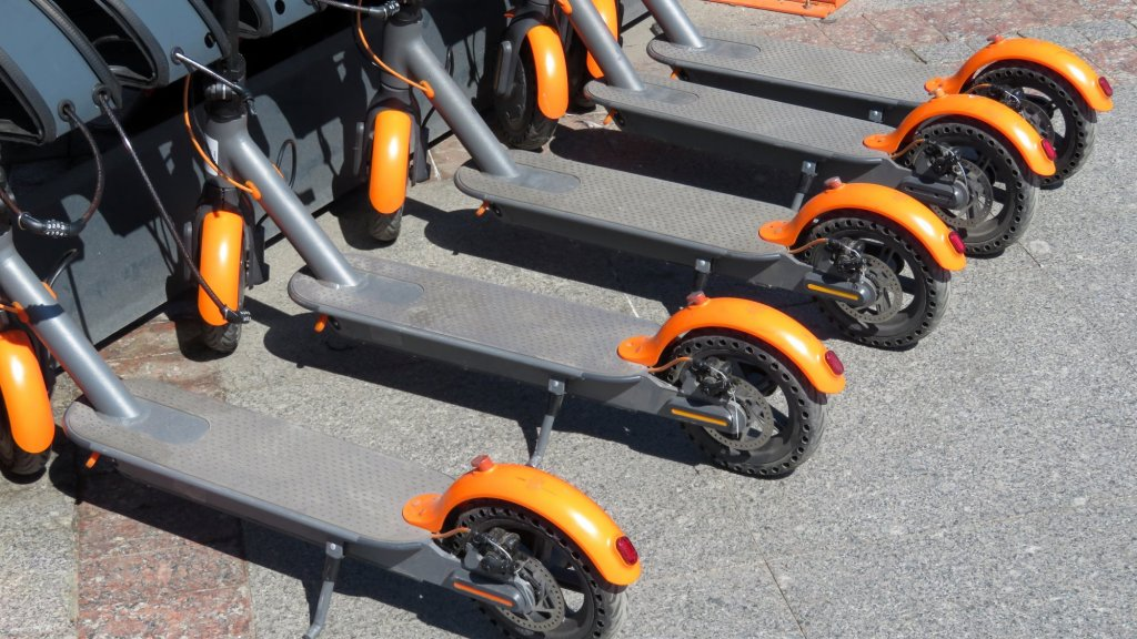 Scooters, Bikes or Ridesharing? I Tested All 3, and Here's What I Learned