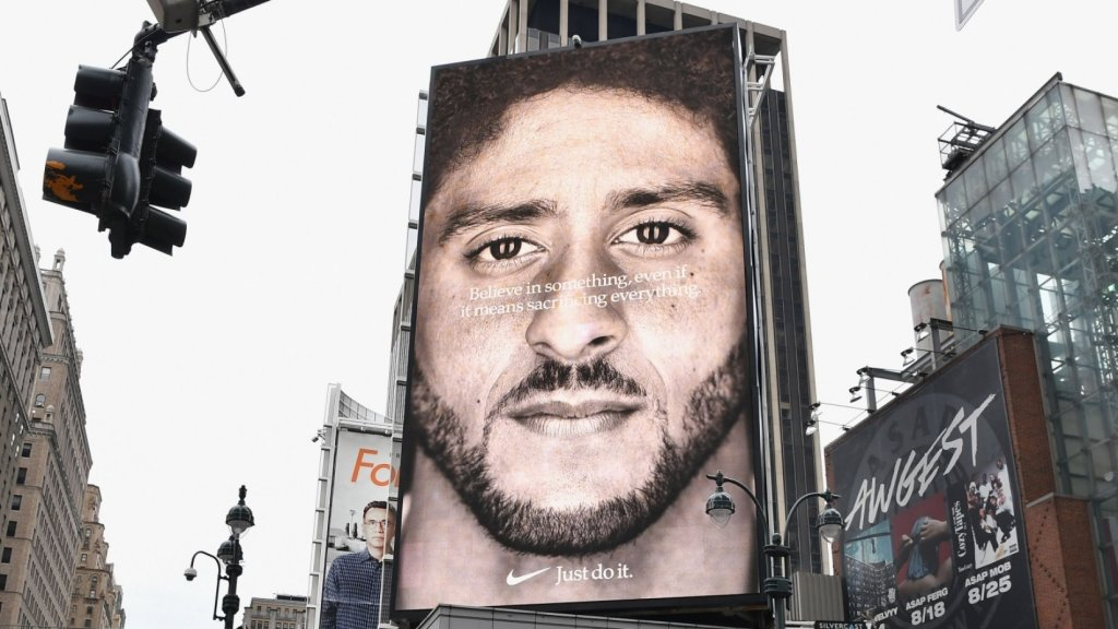 What Nike's Kaepernick Campaign Means to the Future of Branding
