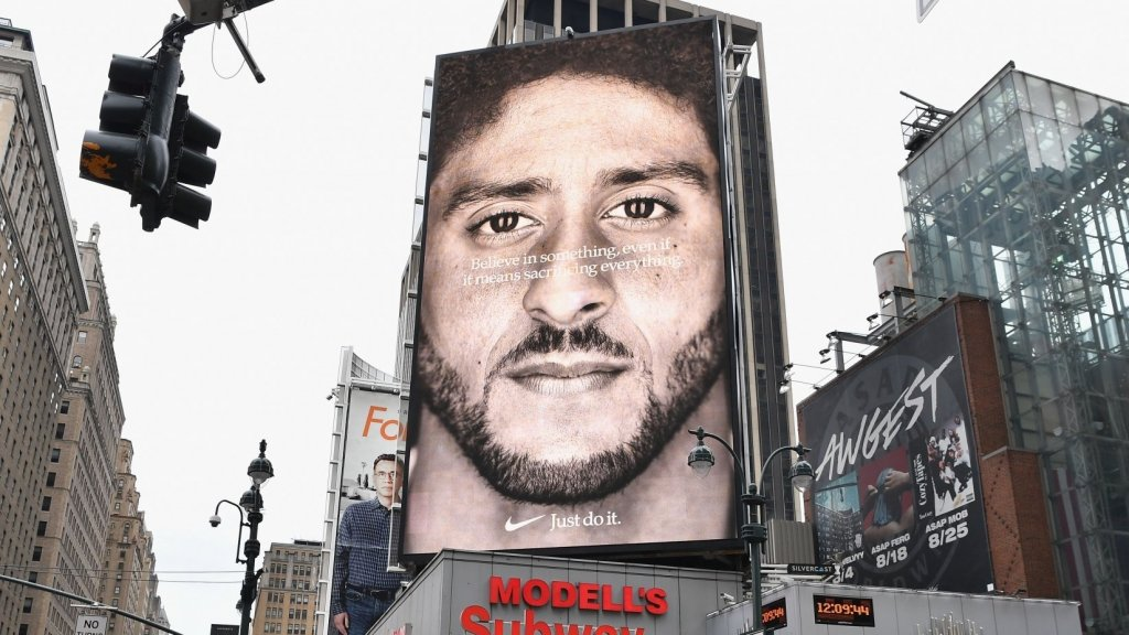 Why Nike and Colin Kaepernick Just Changed the Game for Marketing in the Age of Trump
