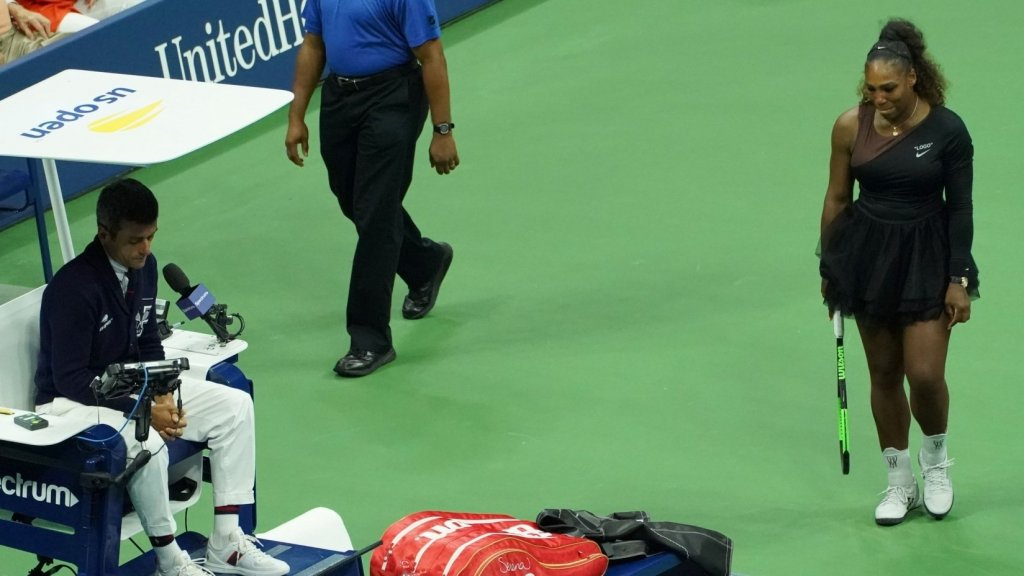 Were Serena Williams's Actions at the US Open Emotionally Intelligent? A Detailed Breakdown and Explanation