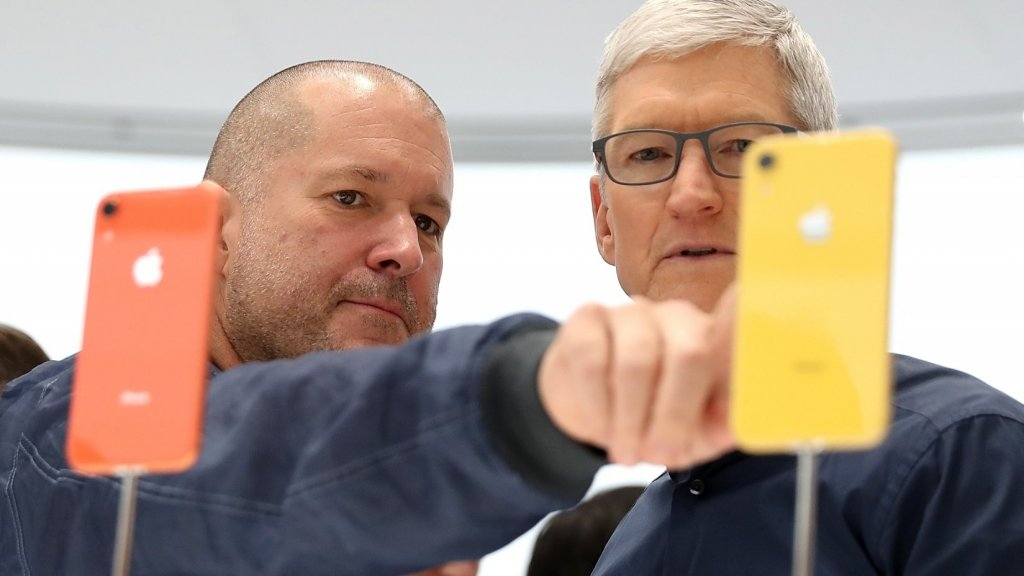 What Jony Ive's Departure Means for the Future of Work