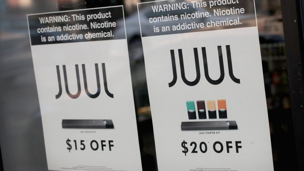 Well, This is Awkward. Juul, the E-Cig Company, Just Had to Ban Vaping in Its Own Offices