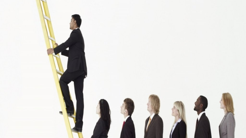 10 Simple Hacks to Climbing the Corporate Ladder