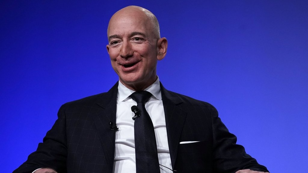 Jeff Bezos Taught a Big Leadership Lesson in 5 Simple Words