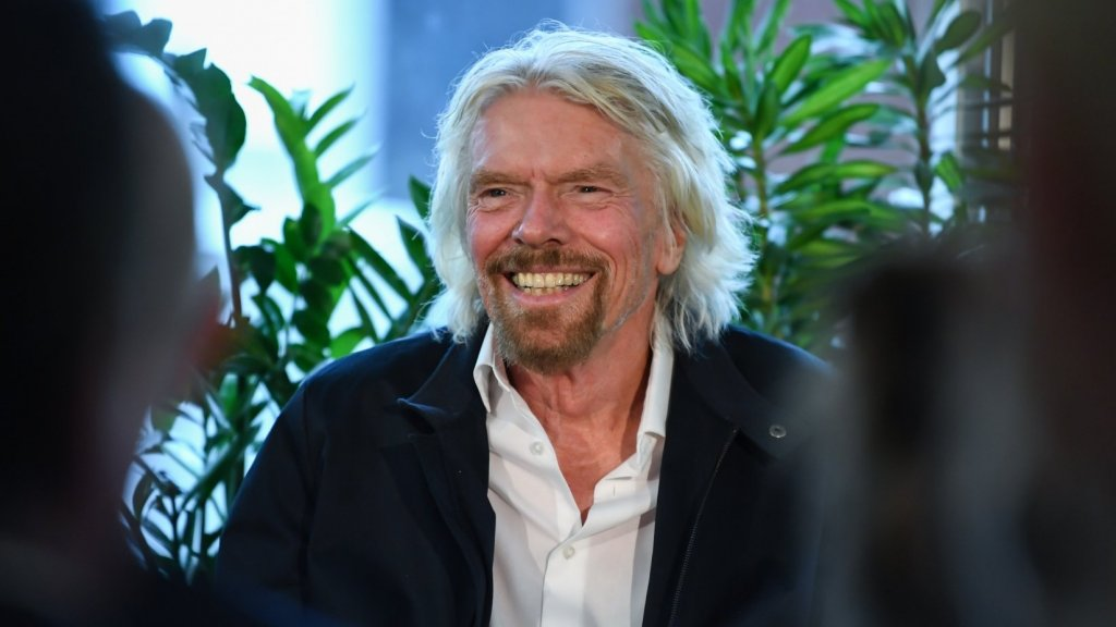 5 Things Every Entrepreneur Must Do to Be Successful, According to Richard Branson