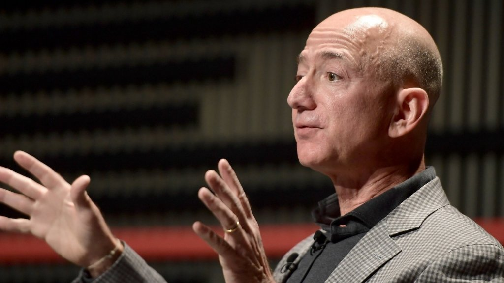 Amazon and Jeff Bezos Haven't Spoken About Its Quiet Move Into This Massive Industry (Until Now)